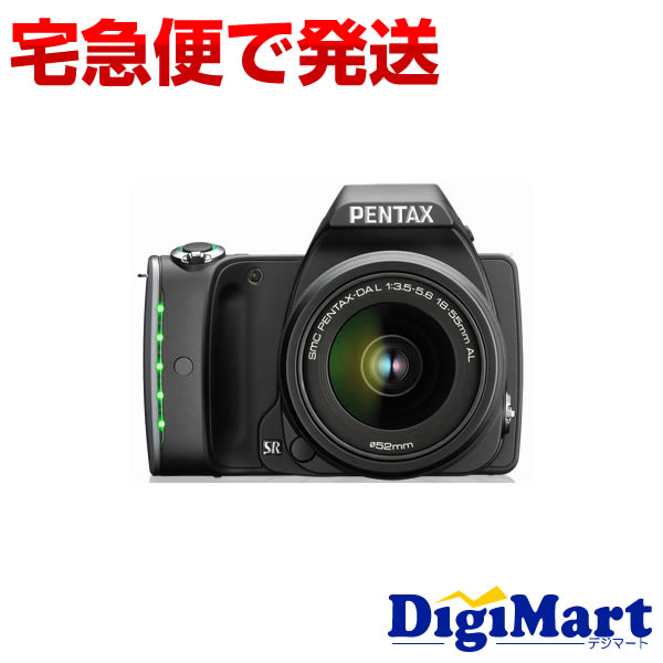 【送料無料】ペンタックス PENTAX K-S1 レンズキット [ブラック] デジタル一眼レフカメラ【新品・国内正規品・ダブルキット化粧箱】(KS1)
