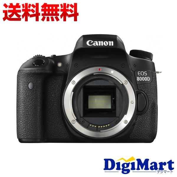 【送料無料】キャノン CANON EOS 8000D ボディ (※レンズ別売り) デジタル一眼レフカメラ 【新品・国内正規品・キット化粧箱】
