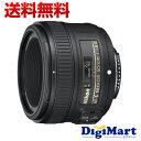 【送料無料】ニコン Nikon AF-S NIKKOR 50mm f/1.8G 一眼レフ用カメラレンズ【新品・国内正規品】(AFS F1.8G)