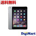 【送料無料】アップル APPLE iPad mini 3 Wi-Fiモデル 128GB MGP32J/A [スペースグレイ]【新品・国内正規品】