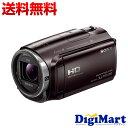 【送料無料】ソニー SONY HDR-CX670 (T) [ボルドーブラウン] ビデオカメラ【新品・国内正規品】(HDRCX670)