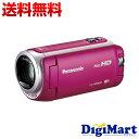 【送料無料】パナソニック PANASONIC HC-W580M-P [ピンク] ビデオカメラ【新品・国内正規品】(HCW580P)