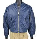 Rothco フライトジャケット MA-1 [ ネイビー / Lサイズ ] ロスコMA-1 MA-1低価格