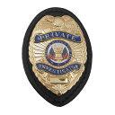 Rothco バッジホルダー 1131 クリップタイプ | ポリスバッジケース 警察バッジケース ポリスバッチケース 警察バッチケース バッチホルダー