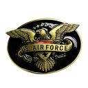 ベルトバックル アメリカ国章 イーグル 空軍 アメリカ空軍 鷲 Coat of Arms ベルト用バックル アメリカンバックル USAバックル BUCKLE メンズ 取替え用バックル