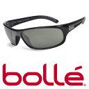Bolle 偏光サングラス アナコンダ ブラック ボレー | メンズ スポーツ 紫外線カット UVカ