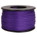 ATWOOD ROPE ナノコード 0.75mm パープル アトウッドロープ ARM Nano cord 紫 Purple 紐 災害 緊急 極細 ナイロン ポリエステル