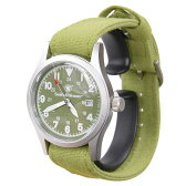 S&W 腕時計 ミリタリーウォッチ オリーブ |ミリタリーウォッチ 軍用腕時計 軍用ウォッチ スミス&ウエッソン スミス&ウェッソン