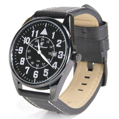 スミス&ウエッソンシビリアンウォッチ腕時計