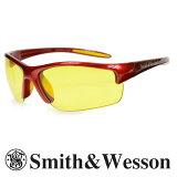 スミス&ウエッソン サングラス イコライザー イエロー S&W スミス&ウェッソン メンズ スポーツ 紫外線カット UVカット グラサン 運転 ドライブ バイク ツーリング 曇り止