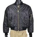 Rothco フライトジャケット MA-1 [ ブラック / XSサイズ ] ロスコMA-1 MA-1低価格