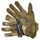 メカニックスウェア M-Pact タクティカルグローブ マルチカム迷彩 [ Mサイズ ] 革手袋 レザーグローブ 皮製 皮手袋 ハンティンググローブ ミリタリーグローブ