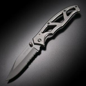 折りたたみ パラフレーム ブラック フォルダー フォールディングナイフ ホールディングナイフ