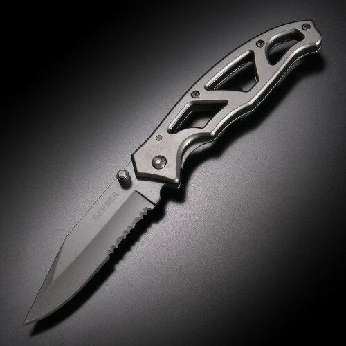 フォールディングナイフ ライナーロック式