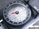 SUUNTO フィールドコンパス マッチボックス型 MB-6 | 方位磁石 方位磁針 磁気コンパス 登山 トレッキング 羅針盤