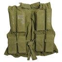 ショッピングライフジャケット イギリス軍放出品 ライフジャケット 救命胴衣 コットン製 [ ジャケット式 ] ライフベスト 救命具 首掛け 軍払い下げ品 軍用ベスト ミリタリーサープラス ミリタリーグッズ