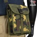 キャンバス素材製の収納ポケットが多く付いたポートフォリオバッグ