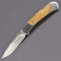 ブローニング 折りたたみナイフ 589 ラージ バールウッド : Browning ブラウニング 折り畳みナイフ フォルダー フォールディングナイフ ホールディングナイフの画像