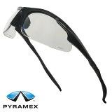 Pyramex サングラス アバンテ クリア | メンズ スポーツ 紫外線カット UVカット グラサン 運転 ドライブ バイク ツーリング 曇り止め 透明