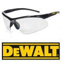 DEWALT セーフティグラス ラディウス クリア セーフティーグラス | デウォルト メンズ アイウェア 紫外線カット UVカット サングラス 保護眼鏡 保護メガネ 曇り止め 透明