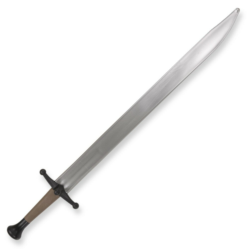 Xtreme Synthetic Sparring Longsword Silver Blade - PR9012 by ...