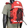 Rothco バックパック EMSトラウマバック 2445 レッド リュックサック ナップザック デイパック カバン かばん 鞄 ミリタリー ミリタリーグッズ サバゲー装備