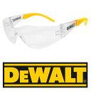 DEWALT セーフティグラス クリア DPG54-1 セーフティーグラス | デウォルト メンズ アイウェア 紫外線カット UVカット サングラス 保護眼鏡 保護メガネ 曇り止め 透明