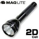 MAGLITE 懐中電灯 Dセル LEDライト [ ブラック / 2D_(単一電池_2本) ] 単1電池 |MAGLITE MAG-LITE AAAセル ハンディライト アウトドア 懐中電気 明るいLEDライト 強力 防災