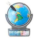 ショッピングパーフェクトグローブ 【単4電池10本サービス】ドウシシャ しゃべる地球儀 パーフェクトグローブ HORIZON ホライズン PG-HR14