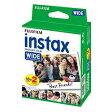 【あす楽対応】FUJIFILM インスタントカメラ instax ワイド用フィルム インスタックスワイドフィルム 100枚 (20枚x5個)