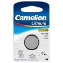 【使用推奨期限 2018年10月】Camelion カメリオン ボタン形リチウム電池 Micro Batteries CR2430-BP1