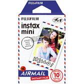 FUJIFILM(フジフィルム)instax mini チェキ用フィルム エアメール