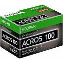 35mm モノクロフィルム フジフィルム ネオパン 100 ACROS 36EX