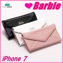 iPhone7 Barbie Design レターチェーンケース(あす楽対応)バービー iphone7ポシェット iphone iphone7 バービー手帳型ケース iphone7ケース バービースマホケースミラー付き ス アイフォン7ケース カード収納 ICカード barbie iphoneケース バービー iphone 10P03Dec16