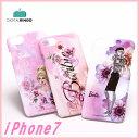 iPhone7 Barbie Design Romantic Print Hard Case(あす楽対応)iPhone7 バービーケース iphone7Barbie iphoneBarbieケース iphone7ケース バービースマホケース iPhone7カバー バービー 0P01Oct16