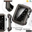 Spigen【メール便OK!】【Apple watch(42mm)】Tough Armor(Gunnatal)【国内正規品】SPIGEN SGP シュピゲン アップルウォッチ タフアーマー アップル ウォッチ ケース アクセ カバー 】(あす楽対応)10P27May16