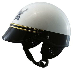 ヘルメット ゴールド バイザー