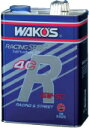 WAKO'S 【ワコーズ】 4CR 【フォーシーアール】【4L】【4サイクルオイル】