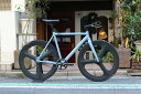 8bar bikes FHAIN V1 F&R DINER Carbon 3spoke