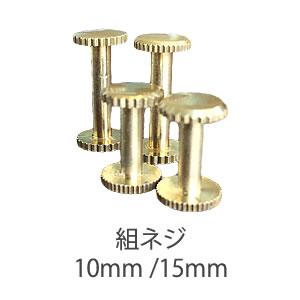 コンパクト キーケース用 シカゴスクリュー(組ネジ)1セット(2本)