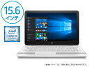 HP Pavilion 15-au106TU(Y4F91PA-AAAV)(Windows 10 Home/第7世代インテル® Core™ i5-7200U/8GBメモリ/1TB HDD)