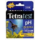 テトラ テトラテストpH ペーハートロピカル試薬 (5.0−10.0) 水質測定剤