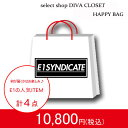 あす楽!【happy bag】E1SYNDICATE(イーワ...