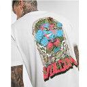 ショッピングブラ Volcom Freaks City Tシャツ ホワイト インポート ブランド メンズ 20代 30代 40代 ファッション コーディネート