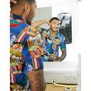 asos ASOS エイソス メンズ ASOS DESIGN 会話 桜 印刷 共同ORD リヴィア 襟 レギュラー フィット シャツ 大きいサイズ インポート エクストリームスーパースキニーフィット スウェットパンツ ジーンズ ジーパン 20代 30代 40代 ファッション コーディネート