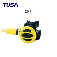 TUSA (ツサ) オクトパス SS-20 日本製 メンズ レディース 男性 女性 男女兼用 ダイビング・メーカー在庫確認しますの画像