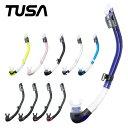 ダイビング用スノーケル TUSA/ツサ ハイパードライMAX ドライスノーケル SP-200 シュノーケル スノーケリング[30204007]