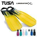 ダイビング用フィン TUSA/ツサ リブレーターテン SF-5000/SF-5500 ストラップフィン 足ひれ 30304005
