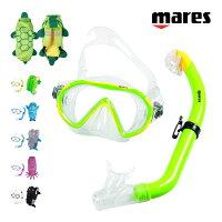 mares マレス シーフレンド スノーケルセットの画像