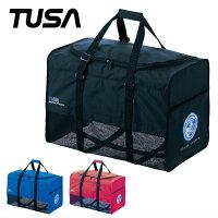 メッシュバッグ TUSA/ツサ メッシュバッグ 容量約93L BA0105の画像